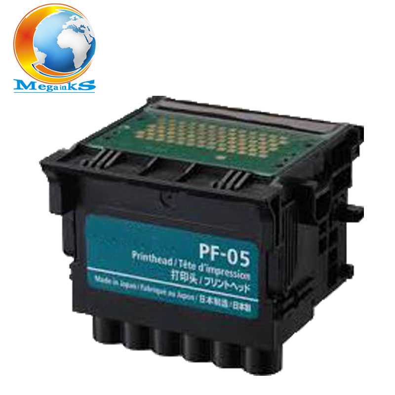 PF-05 PF 05 PF05 Printhead For Canon IPF6300 IPF6350 IPF6410 IPF6460 IPF8300 IPF8310 IPF8410 IPF9410 IPF8400 Printer Head new pf 05 pf 05 reset printhead for canon ipf6300 ipf 6350 6400 6450 6460 ipf8300 8300s 8400 9400 print head resetter