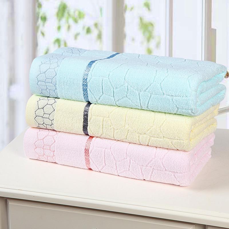 free shipping hot sale 55 x27 140x70cm bath towel cotton towel 3 colors 100 cotton fiber. Black Bedroom Furniture Sets. Home Design Ideas