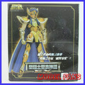 MODEL FANS IN-STOCK Metalclub metal club Aquarius Camus Model Saint Seiya metal armor Cloth Myth Gold Ex2.0 action Figure