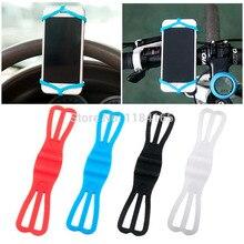 Bike-Phone-Holder Car-Rearview-Navigation-Straps Steering-Wheel Samsung for Samsung/3.5-6inch/Mobile-phone