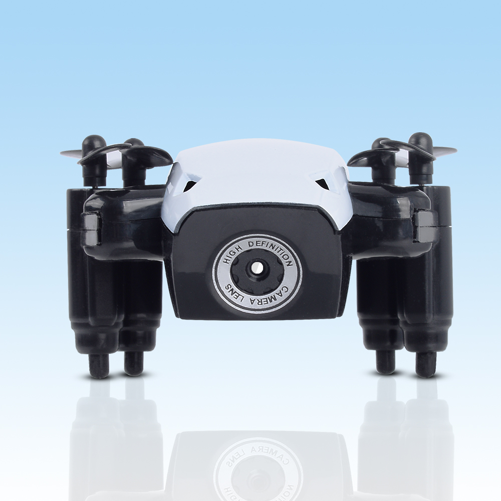 S9 S9HW Mini Tasche Drohnen Mit Kamera HD/Keine Kamera RC Hubschrauber faltbare WiFi FPV Eders RC Quadcopter Drone VS XS809hw JXD 523 Watt