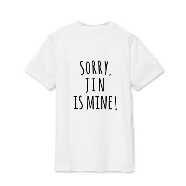 BTS (Bangtan Boys) Bias T-Shirts