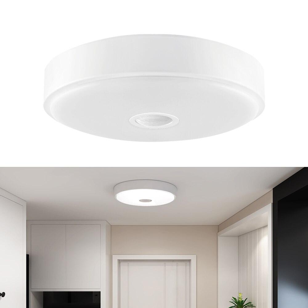 Xiaomi Yeelight Ceiling Light 670lm Night LED Light Human Body Motion sensor AC220 240V Dust proof