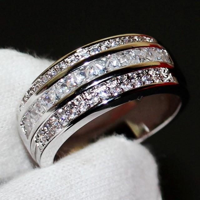 Купить новинка роскошное ювелирное изделие victoria белое золото принцесса