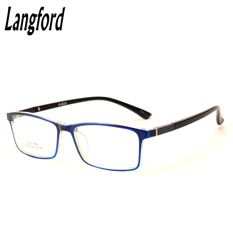 glasses frame myopia male optical spectacles woman tr90 light cheap china eyeglasses prescription 16050china