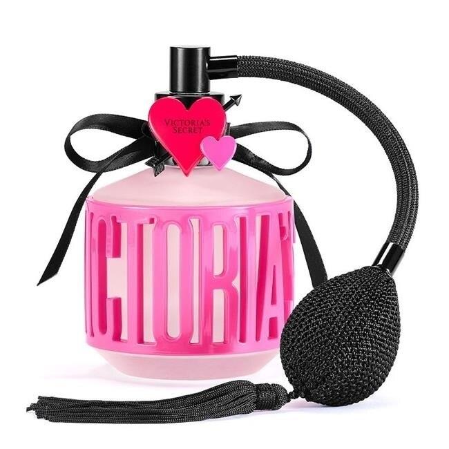 Victorias Secret Love Me More 299953 Love Me More Eau De Parfum with Atomizer - 3.4 oz fry s more fool me a memoir