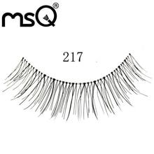 MSQ NEW 10Pairs Top Quality Synthetic False Eyelashes Lashes Fashionable Style