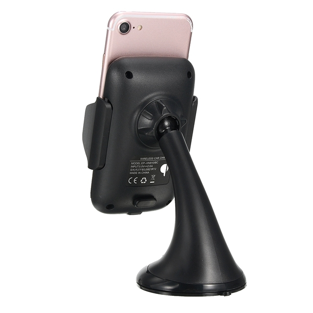 Wireless Fast Car Smart Phones Charger Holder