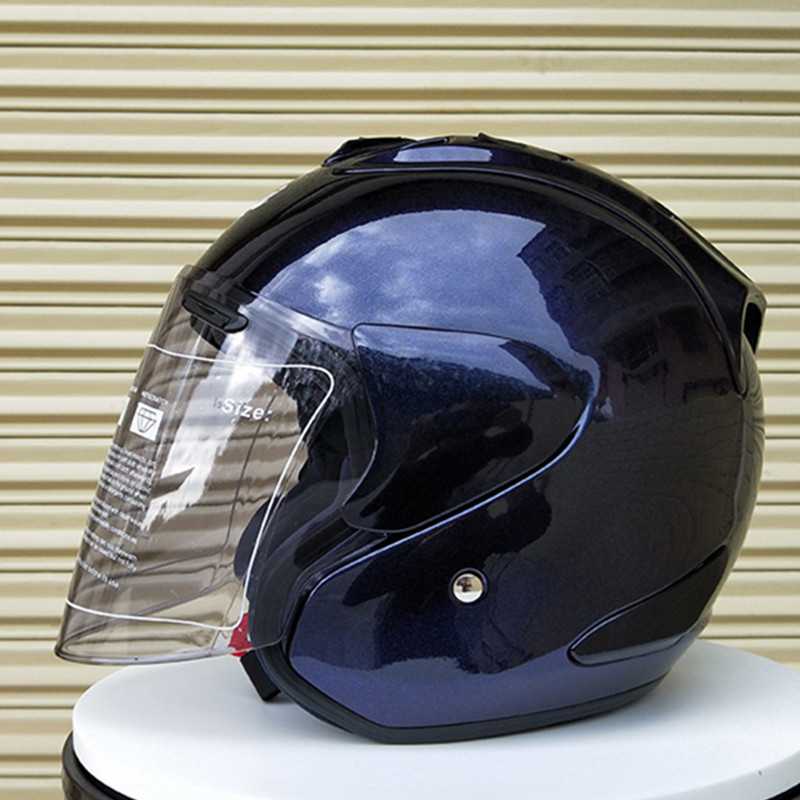 Hot sale ARAI R4 Motorcycle helmet jet Vintage helmet Open face retro 3/4 half helmet casco moto capacete motociclismo,CapaceteHot sale ARAI R4 Motorcycle helmet jet Vintage helmet Open face retro 3/4 half helmet casco moto capacete motociclismo,Capacete