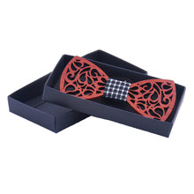 Wooden Bow Tie Classic Men