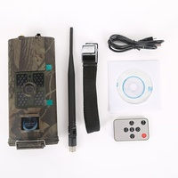 Hunting Camera HC700G 16MP Trail Hunting Camera 3G GPRS MMS SMTP SMS 1080P Night Vision 940nm
