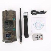 Hunting Camera HC700G 16MP Trail Hunting Camera 3G GPRS MMS SMTP SMS 1080P Night Vision 940nm