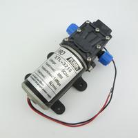 Return valve type 80W 6L/min High pressure 24v dc water pump