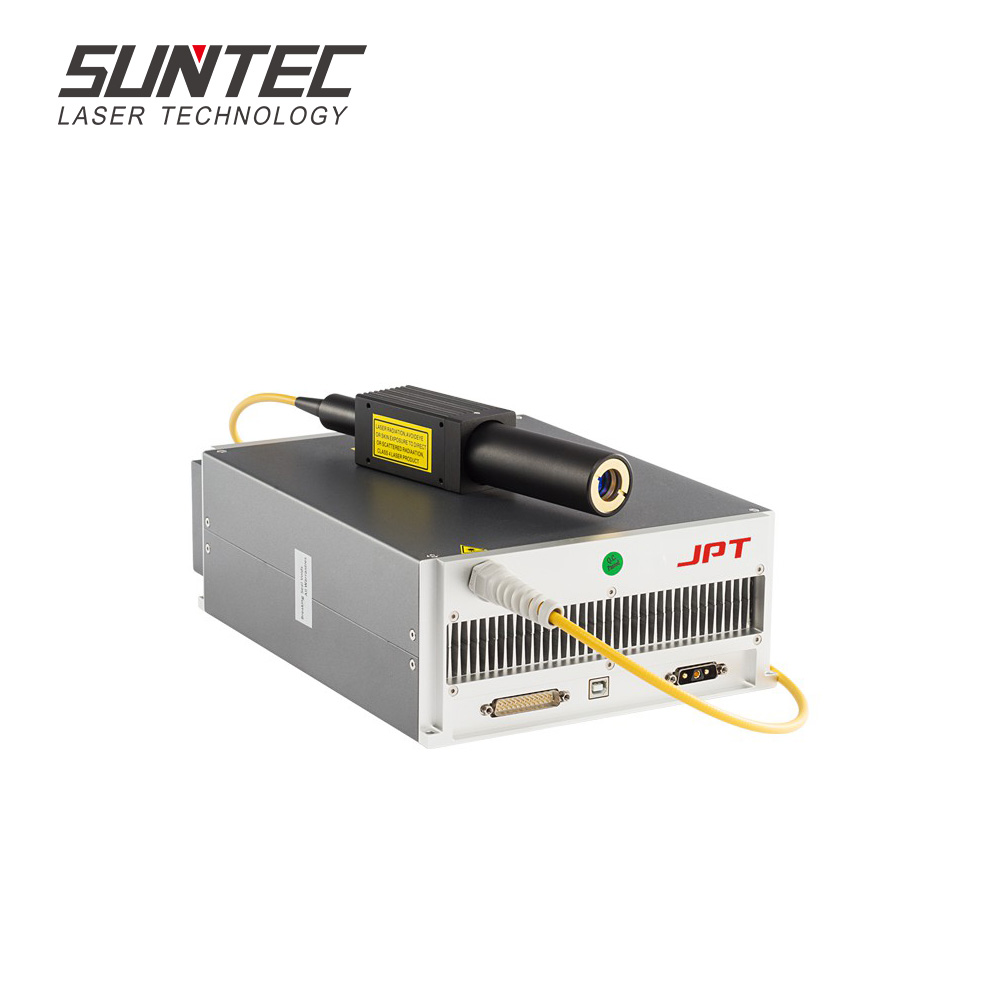 Suntec  JPT Fiber Laser Source 20W 30W 60W Q-switched Pulse Fiber Laser Source 1064nm Fiber Laser Marker Generator