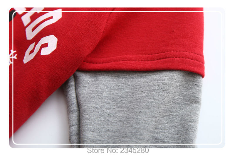 T-Shirts For Boys Girls Deer Animal Print Sweatshirt Clothes Childrens Sweaters Raglan Tops Teen Children Blouse Kids Tees Bobo10