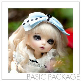 OUENEIFS fairyland pukifee luna bjd 1/8 body model reborn baby girls boys dolls eyes High Quality toys shop make