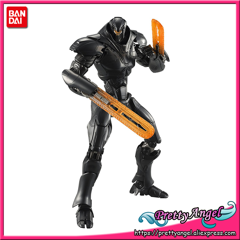 PrettyAngel - Genuine Bandai Tamashii Nations Robot Spirits Pacific Rim: Uprising Obsidian Fury Action Figure anime pacific rim uprising original bandai tamashii nations robot spirits no 231 action figure obsidian fury