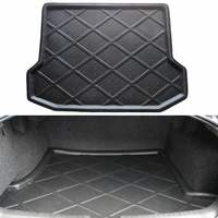 Car Rear Trunk Cargo Floor Protection Mat Pad Liner For Toyota RAV4 2007 2013