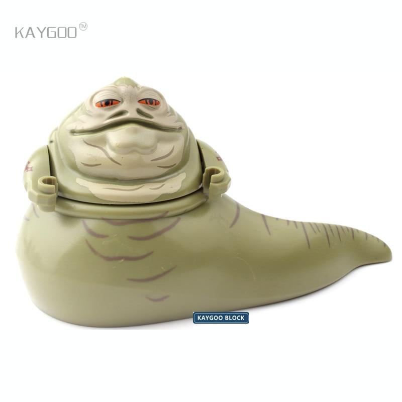 где купить Kaygoo Star Series Space War Hut Jabba DARTH VADER minifigs Building Blocks Action Figure self-locking toys for children по лучшей цене