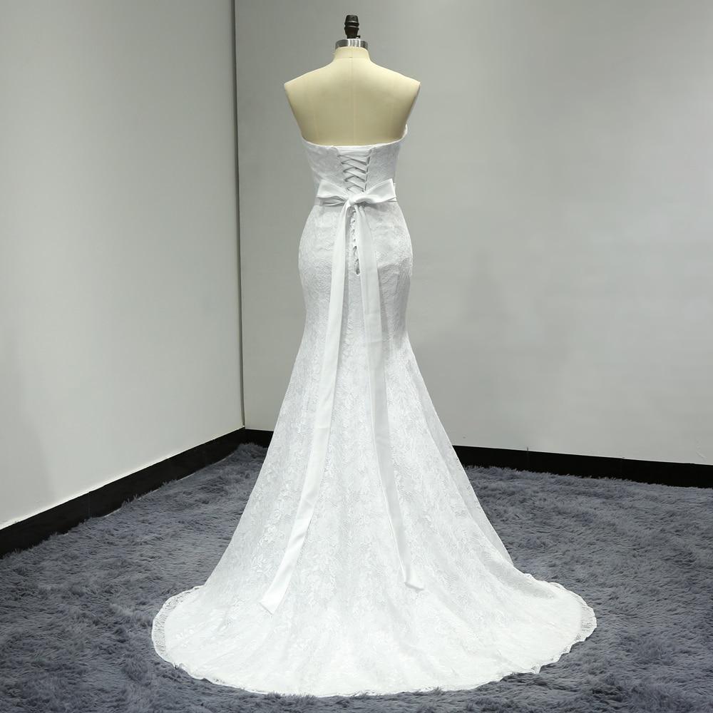 Vestido De Noiva China Brautkleider Vintage Spitze Meerjungfrau ...