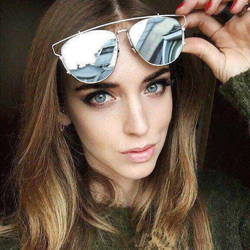 858ebdd81ab2 2015 Summer Style New Original France CD Brand Model Technologic Cat Eye  Polarized Mirror Sunglasses Women Sun Glasses For Women-in Sunglasses from  Apparel ...