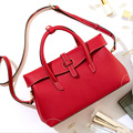 Women Handbag leather Shoulder Messenger Bag Purse Lady  Portable Bags