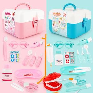 RCtown 15 шт./компл. Набор для игр серии Doctor детский набор для моделирования стоматологическая клиника Медицинский Набор детская развивающая иг...