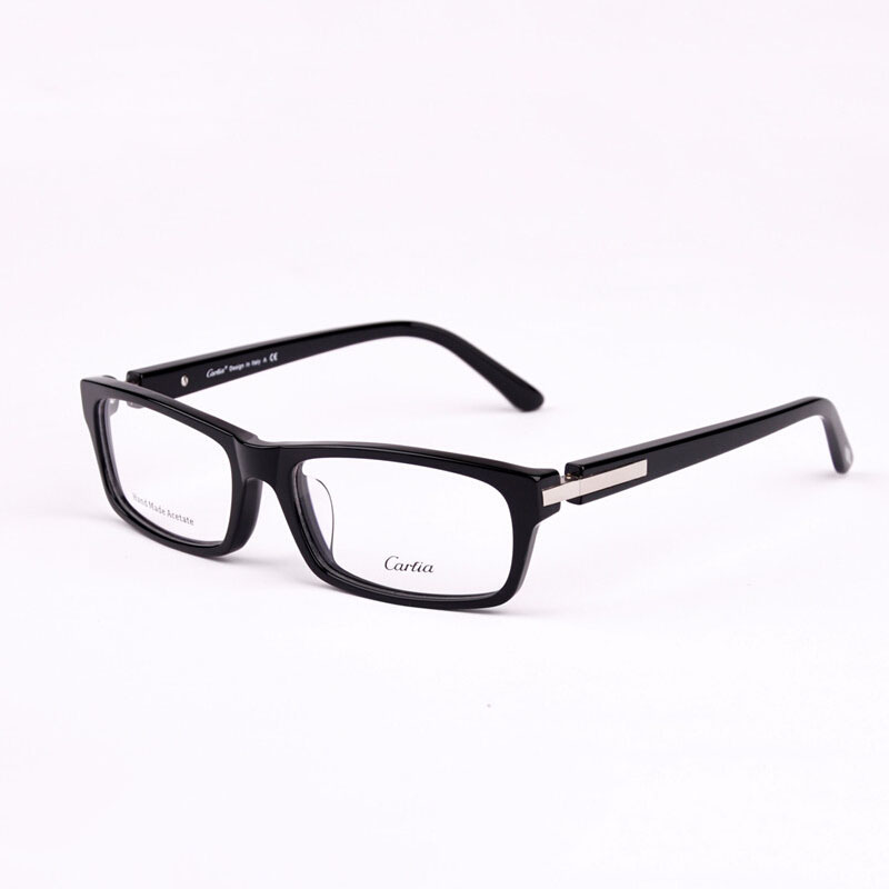 men 2016 new best quality 5231 women fashion optical brand plates eyeglass prescription frame female optical