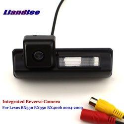 كاميرا الرؤية الخلفية للسيارة لكزس RX330 RX350 RX400h 2004-2009 الرؤية الخلفية عكس وقوف السيارات كاميرا احتياطية/المتكاملة سوني HD