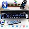 12 В Автомобильный Радиоприемник MP3 Аудио Плеер Bluetooth AUX USB SD MMC стерео FM Автомобильная Электроника В-dash Авторадио 1 DIN для Грузового Такси