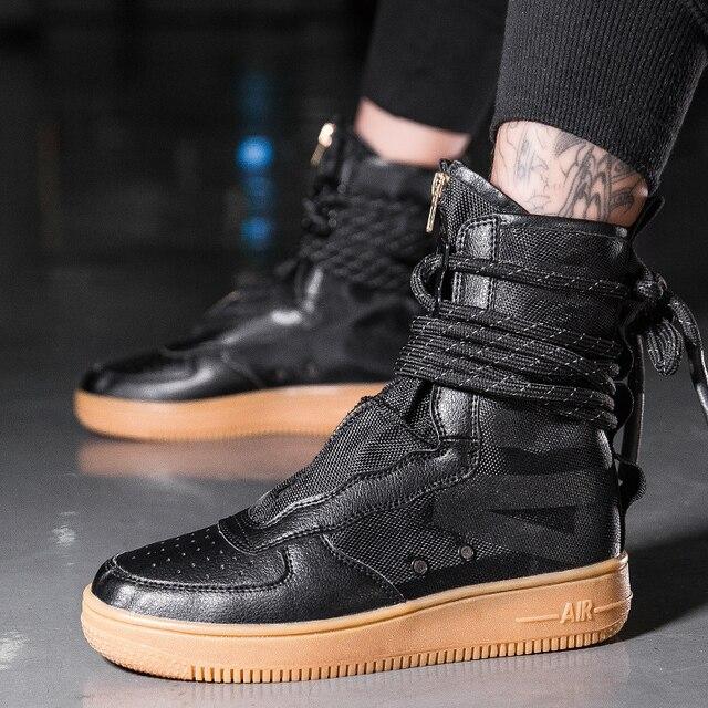 Designer Hip Hop Boots 6