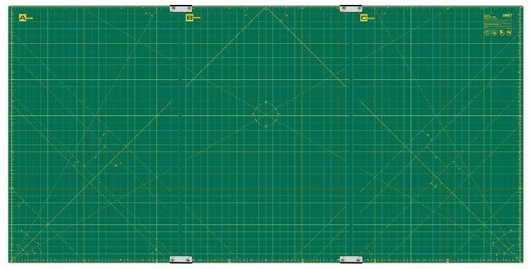 2018 Специальное предложение Лидер продаж марли Вязание иглы Японии оригинальные Olfa rm clip3 1.8 м * 0.9 Импорт Plate резка
