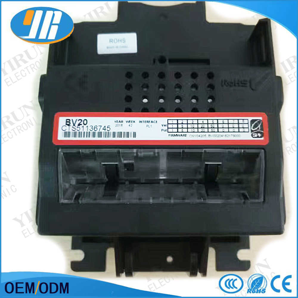 Detail Feedback Questions about BV20 Bill Acceptor Crane Payment