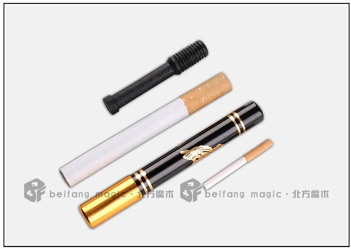 Сигарета становится меньше волшебных трюков Волшебный реквизит