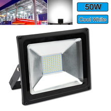 50W LED Flood Light Outdoor 110v 220v Waterproof IP65 Floodlight Spot Led Exterieur