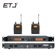 In Ear Monitor Wireless System  Professional for Stage Performance SR2050 IEM With 2 Receiver 2 4g 5 inch hd wireless mini portable dvr 2 4ghz receiver monitor for wireless