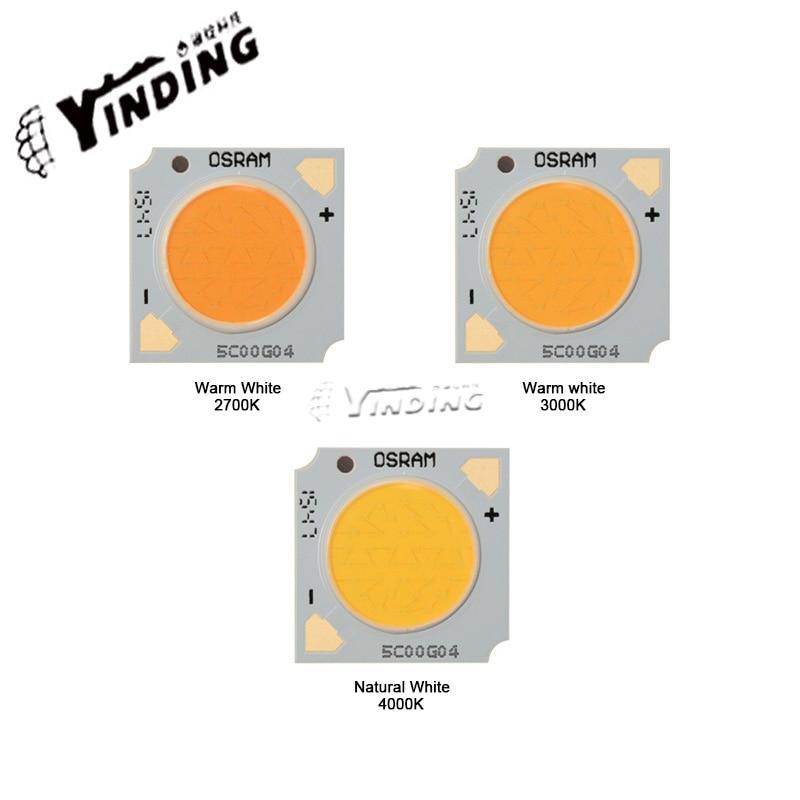 5PCS OSRAM GW KAGHB2.CM Ceramics  COB 26W High Power Led Lamp Beads 2700-4000K Warm/Neutral White Light Downlight Source