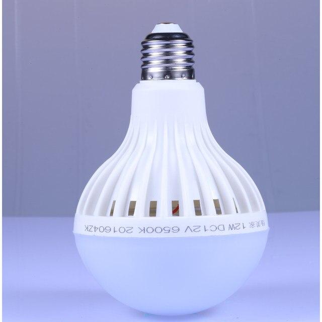 Online Shop LED Blub E27 DC Led 12V Lamp Lights E27 3W 5W 7W 9W 12W ...