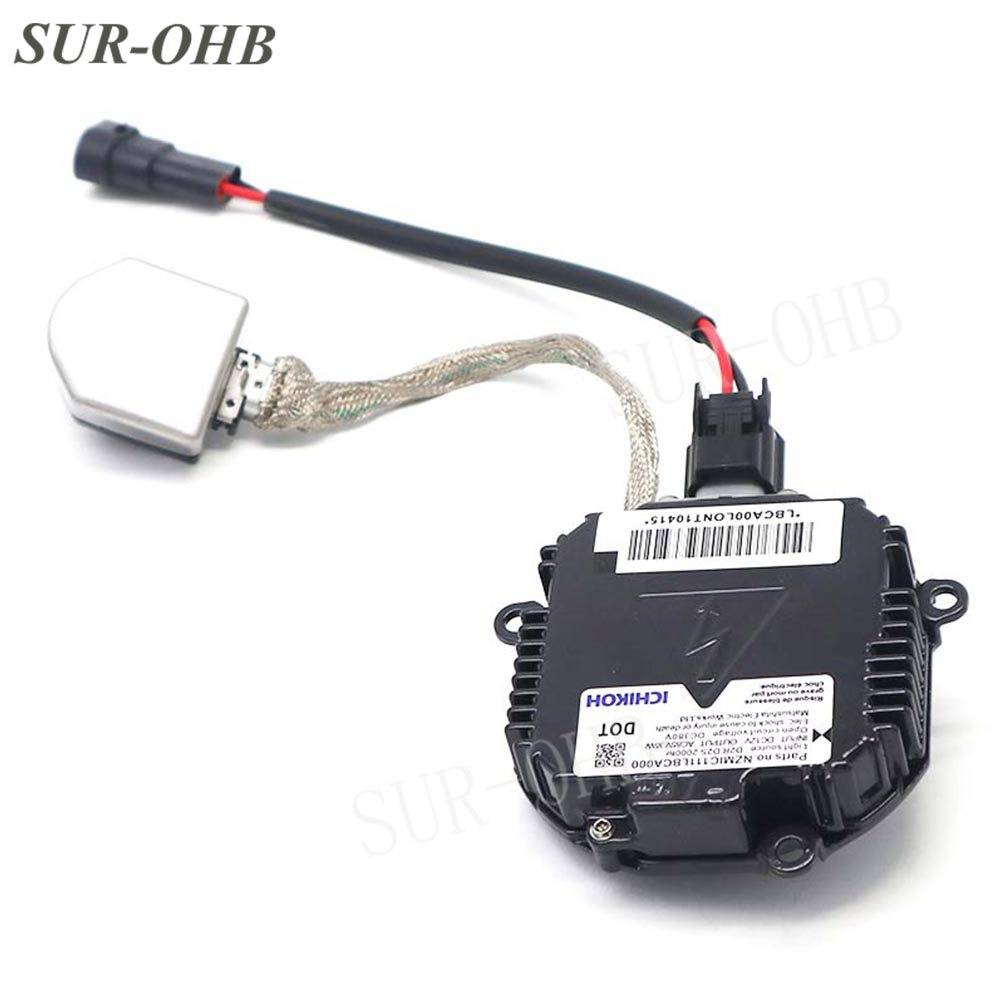 Power Adapter Wires For Nissan Infiniti Oem Panasonic Hid Ballasts