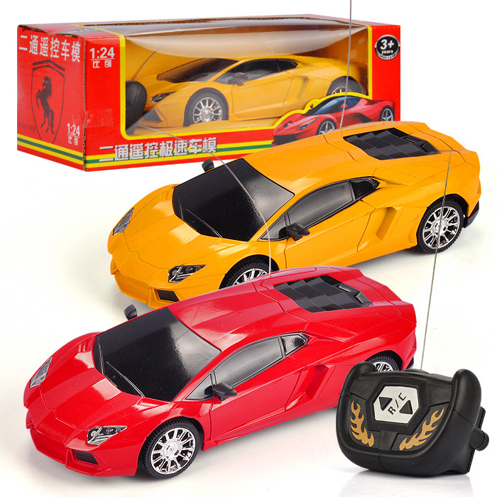 Electric Toy Cars For Boys : Electric car boys and girls sports simulation model