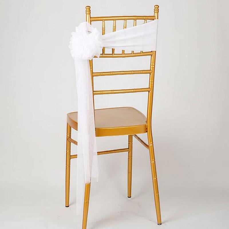 0ed9cae54 Multicolors اورجانزا كرسي الزنانير كرسي الزنانير القوس ل حفلات الزفاف  الديكور حزب اللوازم شحن مجاني ZA1888