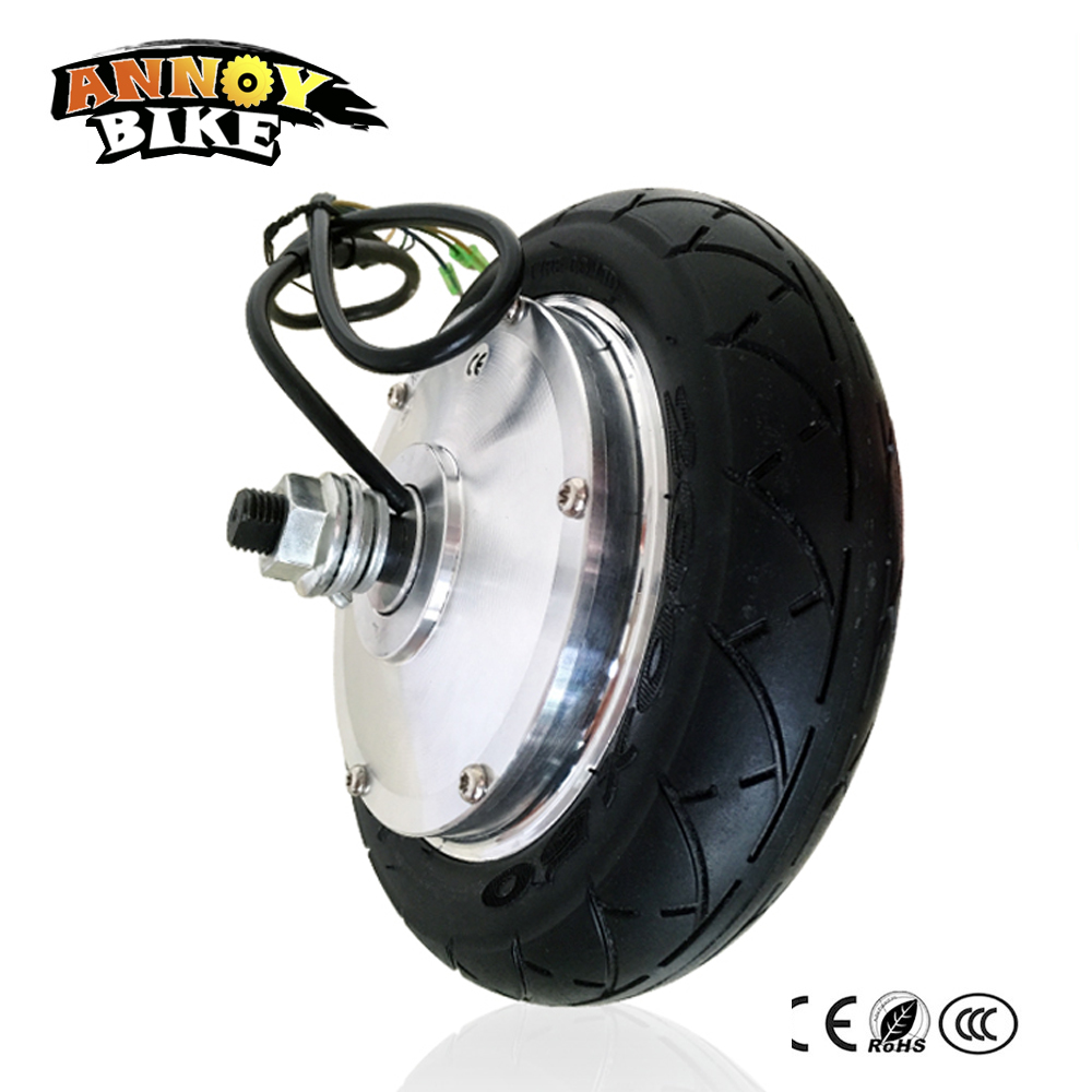 Electric brushless gear hub motor 8 39 39 36v 200w 250w 300w for Robotic motors or special motors