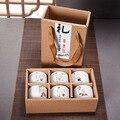 Zen чайная чашка Персонализированная керамическая Снежинка ледяная трещина чайный набор подарки  дома  магазин открытие подарки поделиться