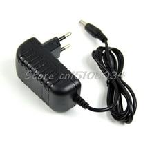 Fonte de Alimentação V para DC Novo AC 100-240 12 V 1.5a Converter Plug Adapter UE S018y Alta Qualidade
