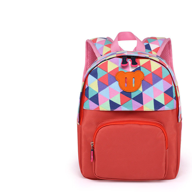 Children kindergarten backpack for Girls Boys Backpack kids Orthopedic Primary school Backpack Kids Satchel Mochila Infantil