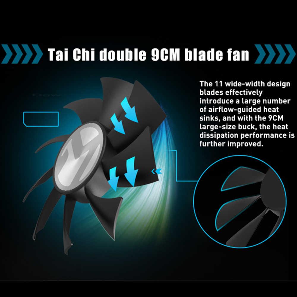 بطاقة رسومات MAXSUN gtx 1650 4G GDDR5 NVIDIA 128bit 8000MHz 1485-1665MHz HDMI + DVI 12nm 896 وحدة 75 واط gtx1650 بطاقة فيديو للألعاب