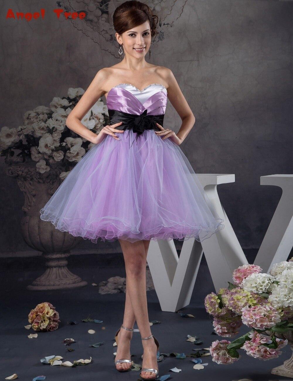 Hermosa Vestidos De Cóctel En Colores Pastel Embellecimiento ...