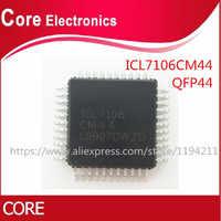 50 Uds ICL7106 ICL7106CM44 QFP44 LCD controlador de pantalla QFP nuevo