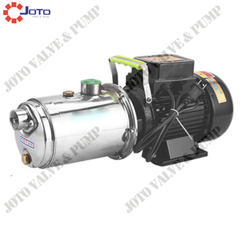1.5kw 304 Stainless Steel Silent 220V Screw Pump self priming pump booster pump 220v cast iron self suction centrifugal pump home use booster pump 1zdb 45