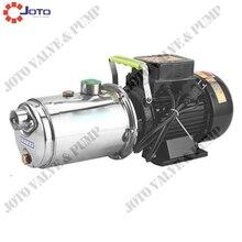 1.5kw 304 Edelstahl Stille 220 V Schraube Pumpe selbstansaugende pumpe booster pumpe